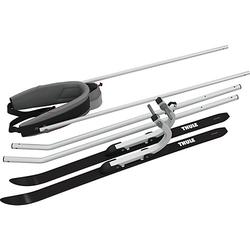 Ski Kit Chariot silber