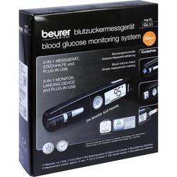 Beurer GL 50 Blutzuckermessgerät MG/DL