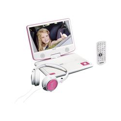 Lenco Lenco DVP-910 pink DVD-Player rosa
