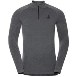 Odlo - T-Shirt ML 1/2 ZIP P - Unterwäsche - Größe: XL