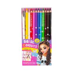 Depesche Buntstift TOPModel Buntstifteset 12 Basic Farben