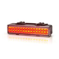 LED Nebelschlussleuchte Nebel Schluss Licht E20 146,5mm x 32,8mm x 50mm 30 LED´s