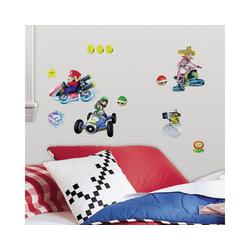 RoomMates Wandsticker Wandsticker Nintendo Mario Kart 8, mehrfarbig