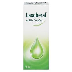 LAXOBERAL Abführ Tropfen 15 ml Abführmittel bei Verstopfung 15 ml