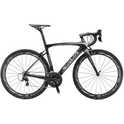 SAVA Rennrad SAVA Herd6.0 Carbon Rennrad mit Shimano 105 R7000, 22 Gang 50 cm