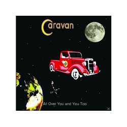 Caravan - All Over You And Too (CD)