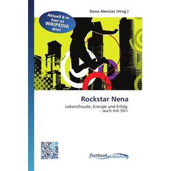 Rockstar Nena als Buch von