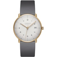 Junghans Max Bill Automatic Leder 38 mm 027/7806.00