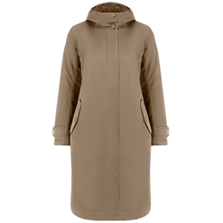 Finn Flare Damen Mantel brokat, Größe S, 4414143