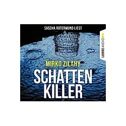 Schattenkiller  6 CDs - Hörbuch