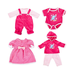 MyToys-COLLECTION Puppenkleidung myToys-Collection Puppenkleidungs-Set von Bayer