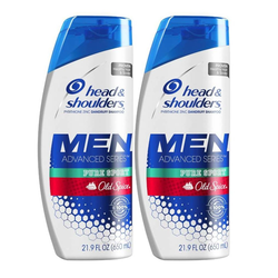 Head and Shoulders Old Spice Pure Sport Men's Anti-Dandruff Shampoo - 21.9 fl oz Twin Pack