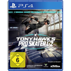 Tony Hawk's Pro Skater 1+2 PS4 USK: 12