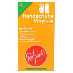 HANDSCHUHE Vinyl soft S 100 St