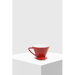 Cilio cilio Kaffeefilter rot