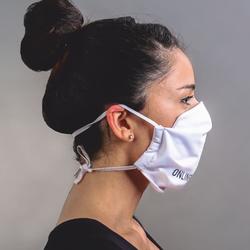 100 Gesichtsmasken/Stoffmasken/Atemmaske Premium bedrucken