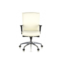 hjh OFFICE Chefsessel hjh OFFICE Luxus Chefsessel MURANO 10 weiß