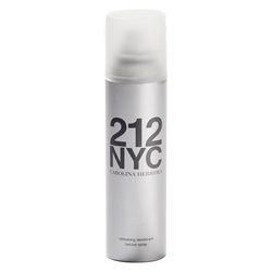 Carolina Herrera 212 NYC For Her Deodorant Spray 150 ml