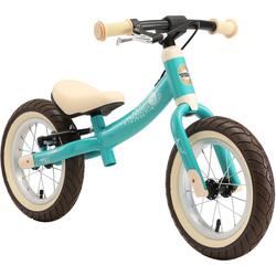 Bikestar Laufrad BIKESTAR Kinderlaufrad ab 3 Jahre 12 Zoll Flex 12 Zoll blau