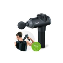 BEURER Massagepistole Beurer MG 180 MASSAGE GUN Muskelmassagegerät (64423), 7-tlg., Gezielte Muskelmassage zur Aktivierung und Regeneration