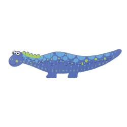 Nici Konturenpuzzle ABC Puzzle Dinosaurier, 26 Puzzleteile