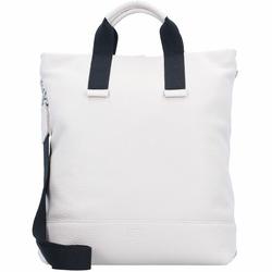 Jost Vika X Change Handtasche Leder 25 cm offwhite