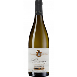 VOUVRAY MOELLEUX 2017 - CLOS NAUDIN