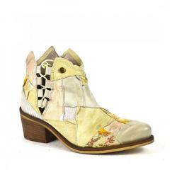 DKODE Boots Stiefel Beige