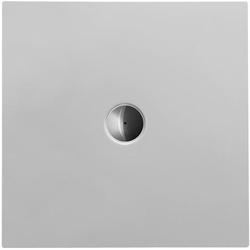 Duravit Quadrat-Duschwanne DURAPLAN bodenbündig 1000 x 1000 x 35 mm weiß