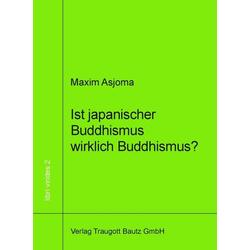 Ist japanischer Buddhismus wirklich Buddhismus?