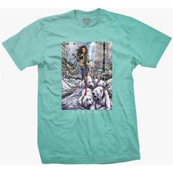Tshirt DGK - Polar Tee Celadon (CELADON) Größe: M