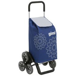 Vileda Einkaufstrolley Gimi Tris blau, 55 l