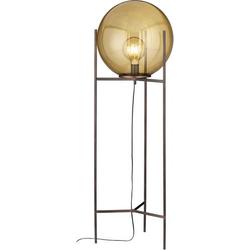 WOFI Ronda 3539.01.09.8000 Stehlampe LED E27 40W Braun