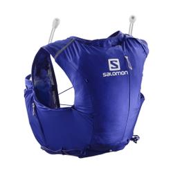 Salomon - Adv Skin 8 Set W Cle - Trinkgürtel / Rucksäcke - Größe: S