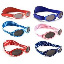 BabyBanz Babysonnenbrille 100% UV-Schutz 0-2Jahre