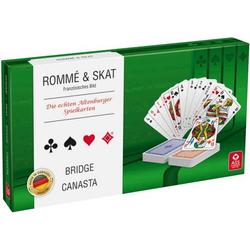 ASS Spielkartenkassette französisches Bild 22570188