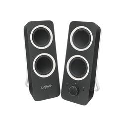 Logitech Lautsprecher Logitech Z200 schwarz (980-000810) Lautsprecher