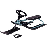 Stiga Sports Skibob Racer Iconic Teal, Metallrahmen