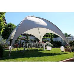 Leco Pavillon Kuppel, BxT: 500x500 cm