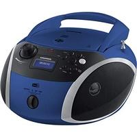 Grundig GRB 4000 BT blau/silber