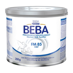 NESTLE BEBA FM 85 Frauenmilchsupplement Pulver 200 g