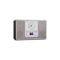 Auna Scala VCD Digitalradio CD BT MP3 DAB+ UKW Radio Radio (DAB, DAB+, FM-, WLAN-Radio)