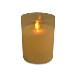 East Import LED-Kerze Glas 10 cm