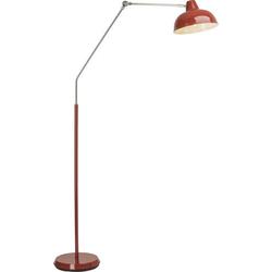 Shelley 94859/01 Stehlampe E27 42W Rot