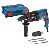 Bosch GBH 2-26 F Professional inkl. 3-tlg. AC Set + L-Boxx