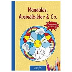 Mandalas  Ausmalbilder & Co.. Suse Klein  - Buch
