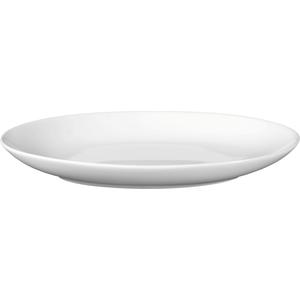Seltmann Weiden Beilageplatte Rondo Liane in weiß, 24 cm