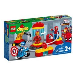 LEGO® Duplo 10921 Iron Mans Labor-Treffpunkt Bausatz