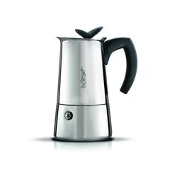 Bialetti Espressokocher Musa Satin 2 Tassen