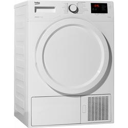 Wärmepumpentrockner DS 7333 PA0, 7 kg, Trockner, 349008-0 weiß weiß